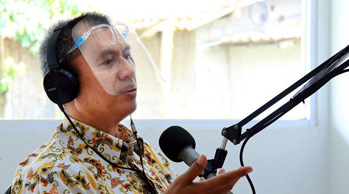 Sidik Mulyono: 99 Fasilitas Publik di Kota Depok Sudah Dilengkapi Jaringan Wifi