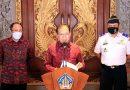 Bali Capai Peringkat Tertinggi Penerapan Prokes di Indonesia