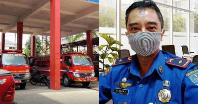 Antisipasi Bencana Akibat Cuaca Ekstrim, Damkar Kota Depok Siagakan 300 Personel