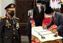 Listyo Sigit Prabowo Resmi Jabat Kapolri Gantikan Idham Azis