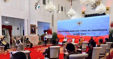 Tiga Program Bantuan Tunai Tahun 2021 Resmi Diluncurkan