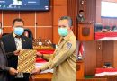 Rapat Paripurna DPRD Kota Depok Bahas Persetujuan 4 Raperda dan Hasil Reses