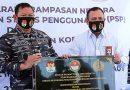 KPK Serahkan Aset Rampasan Negara Senilai Rp 55 Miliar ke TNI AL