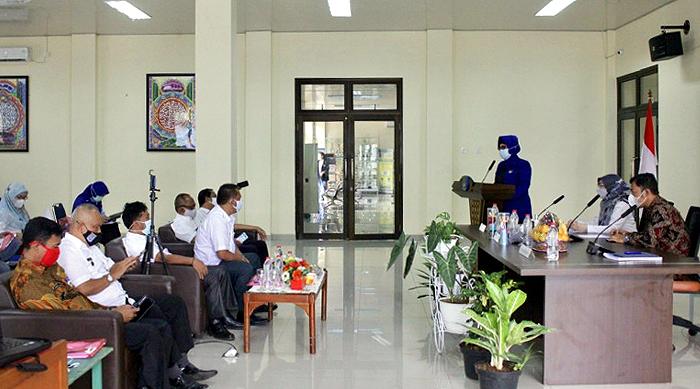Kecamatan Sukmajaya Depok Gelar Musrenbang Tahun 2021