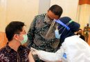 Pemprov DKI Jakarta-Dewan Pers Gelar Vaksinasi Covid-19 Bagi Awak Media