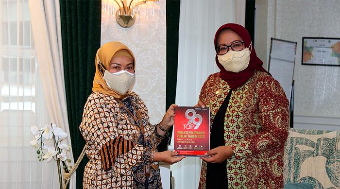Gerai Pelayanan Publik Kabupaten Bogor Diapresiasi KemenPAN RB