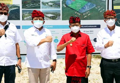 Gubernur Koster Pastikan Desain Pengembangan Pelabuhan Benoa Sesuai Kearifan Lokal Bali