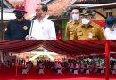 Jokowi Tinjau Langsung Program Vaksinasi BIN di Kota Cirebon