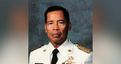 Mantan Gubernur DKI Jakarta Surjadi Soedirdja Tutup Usia