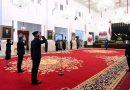 HUT ke 75 Bhayangkara, 3 Personil Polri Terima Anugerah Bintang Bhayangkara Nararya