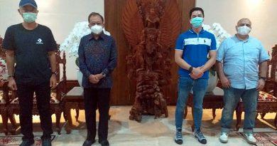 Tanggap Tangani Covid-19 di Bali, Gubernur Koster Dapat Apresiasi dari Artis Aldy Fairuz