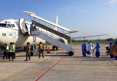 Tiga Boeing 737 Dikerahkan untuk Tabur Bunga di Laut Bali