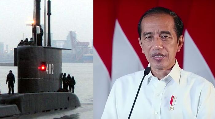 Kapal Selam KRI Nanggala-402 Hilang di Perairan Utara Pulau Bali, Presiden: Upayakan Pencarian Optimal