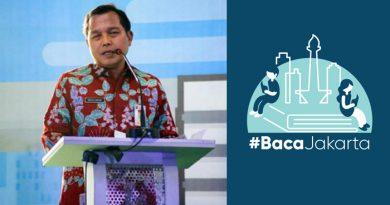 Dispusip DKI Jakarta Hadirkan Kembali Gerakan Baca Jakarta