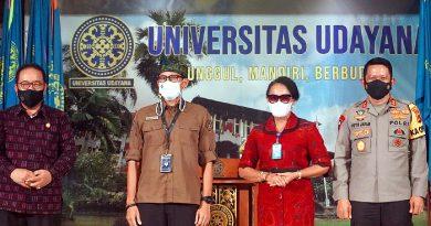 Kapolda Bali Hadiri Acara Webinar Pengobatan Integratif Wisata Medis dan Pemulihan Wisata Bali Pasca Covid-19