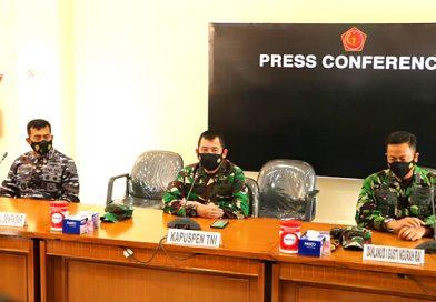 Kapuspen TNI: 21 KRI Dikerahkan Cari Kapal Selam Nanggala-402