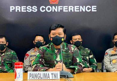 Dinyatakan Subsunk, Panglima TNI: 53 Personel Awak KRI Nanggala-402 Gugur