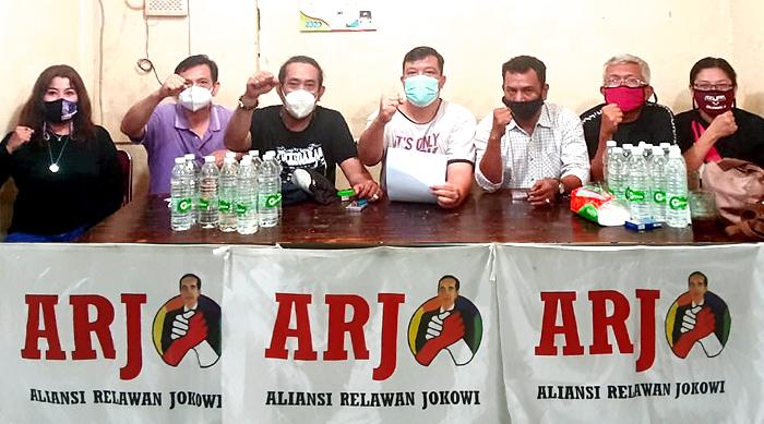 Koordinatornya Mengundurkan Diri, Relawan ARJ Gelar Konsolidasi Ulang