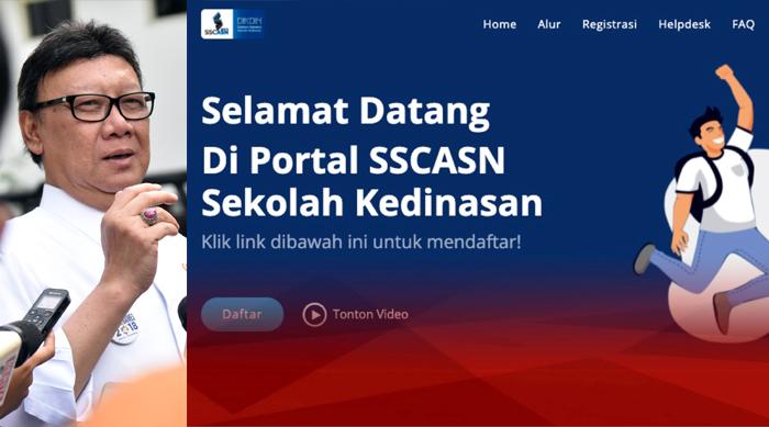 Pemerintah Buka Pendaftaran Pendidikan Ikatan Dinas Mulai 9 April