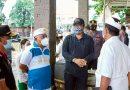 Wagub Cok Ace-Bupati Tamba Pantau Pengetatan Pelabuhan Gilimanuk Bali