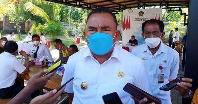 Terapkan PPKM Level III, Bupati Jembrana Tegaskan Disiplin Prokes dan Wajib Vaksin