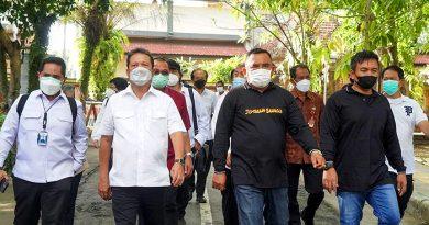 Menteri KKP Ingin PPN Pengambengan di Jembrana Bali Jadi Pelabuhan Internasional Modern
