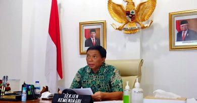 Tindaklanjuti Inmendagri PPKM Level 4 dengan SE Gubernur, Pemprov Bali Diapresiasi Kemendagri