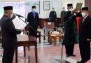 Dilantik Wali Kota Depok, Supian Suri Resmi Jabat Sekda