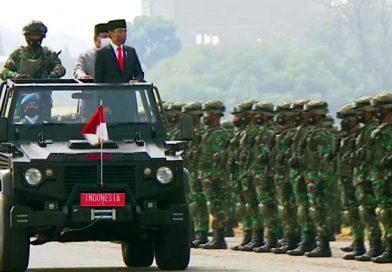 Presiden Tegaskan Komcad untuk Perkokoh Sistem Pertahanan dan Keamanan Rakyat